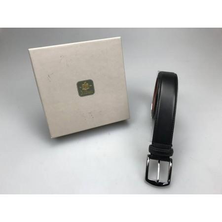 ALDEN Dress Belt Black...