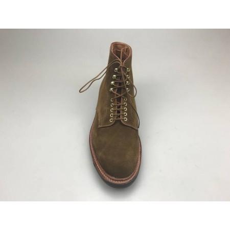 ALDEN Plain Toe Boot Snuff...