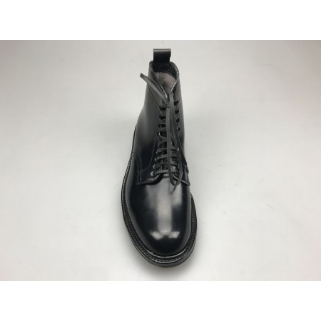 ALDEN Plain Toe Boot Black...