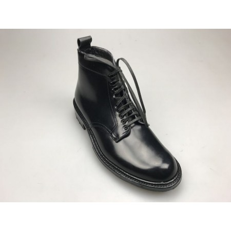 Alden Plain Toe Boot Black...