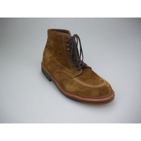 Alden Indy-Boot Snuff Suede...