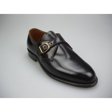 ALDEN-Package Monk Strap...