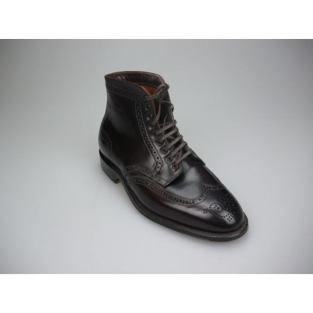 ALDEN-Package Navy Blucher...