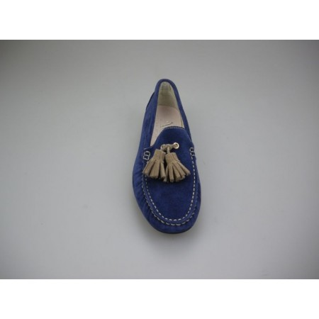 AGL Damenmoccasin Velour...