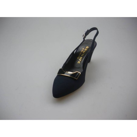 Brunate Damenslingpumps...